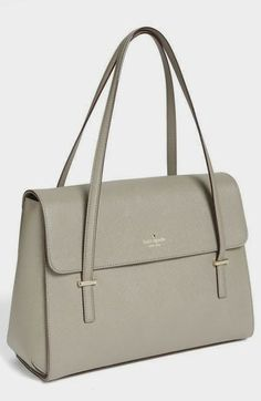 Grey Color Handbag - Just click on the picture for more info on handbags.