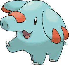 Phanpy Pokédex: stats, moves, evolution & locations | Pokémon Database