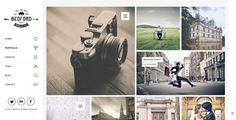 Bedford ¨C Responsive Portfolio WordPress Theme by responsivecoil  Bedford is responsive portfolio theme that enables you to beautifully showcase your work on any device. Its layout based on flexi