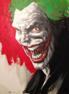 Joker by Lee Bermejo
