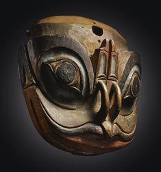 mask/headdress ||| sotheby's n09855lot68xl2en