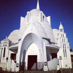 L'église Jeanne d'Arc, Nice Jeanne D'arc, Architecture, Nice, Building, Travel, Arquitetura, Viajes, Buildings, Traveling