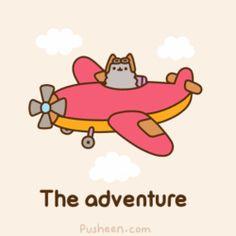 Pusheen - The adventure