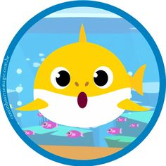 2nd Birthday, Birthday Parties, Shark Party, Baby Shark, Under The Sea, Baby Pictures, Tweety, Party Themes, Pikachu