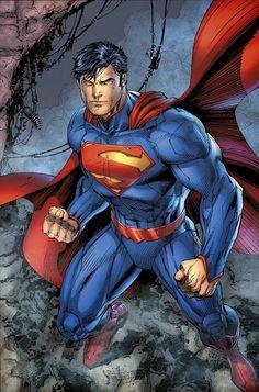 Comic Art: Superman