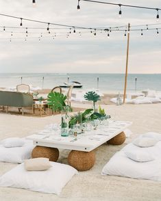 To kick off their wedding weekend, Vicky and James welcomed their family and friends to Cancún with a beachside party (which doubled as a… Destination Wedding Checklist, Wedding Planning, Destination Weddings, Beach Weddings, Wedding Weekend, Budget Wedding, Wedding Ideas, Wedding Notes, Wedding Blog