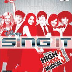 High School Musical Film, Disney Stars, Playstation 2, Senior Year, Musicals, Singing, Songs, Movie Posters, Film Poster