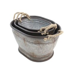 Pottery and Containers - Wild Wild West - Furnishings, Home Decor, & More