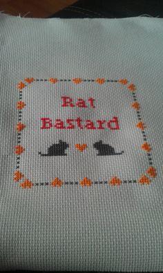 pattern from subversive cross stitch