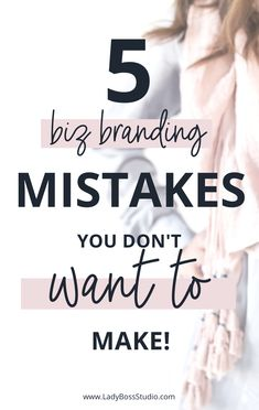 The top business branding mistakes to avoid so you can grow your business and attract the right clients and buyers start. Business Branding, Business Marketing, Business Tips, Online Marketing, Online Business, Business Quotes, Digital Marketing, Media Marketing, Web Design