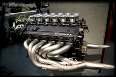 1991 Honda at rpm's V12 Engine, Bike Engine, Motor Engine, Honda V, Honda Cars, Honda Civic, Maserati, Bugatti, Ferrari