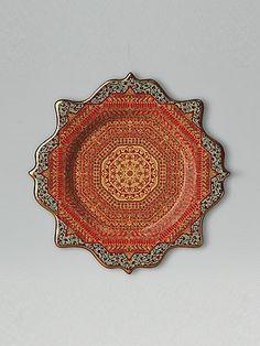 L'Objet Tabriz Dessert Plates