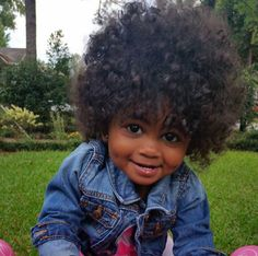 ***Try Hair Trigger Growth Elixir*** ========================= {Grow Lust Worthy Hair FASTER Naturally with Hair Trigger} ========================= Go To: www.HairTriggerr.com ========================= ADORABLE BABY FRO!!!