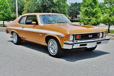 1973 Chevrolet Nova SS 2-Door Coupe