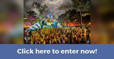 Win a trip to Envision Festival in Costa Rica (Contest on Hive.co)