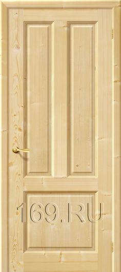 Дверь межкомнатная из Массива сосны «Удача» Под покраску глухая. от интернет-магазина «Склад Дверей 169.ru». Мы предлагаем широкий ассортимент дверей по минимальной розничной цене. Профессиональная консультация, отсутствие предоплаты, замер, установка, доставка.