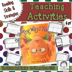 Recognizing Feelings inspired by The Way I Feel by Janan Cain is a fun culminating activity after reading the book. Feelings Activities, Literacy Activities, Literacy Centres, Preschool Friendship, Behavior Reflection, Building Classroom Community, Speech And Language, Language Arts, Elementary Counseling