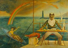 Painting by Balthus バルテュス
