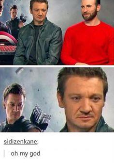 OMG Hawkeye