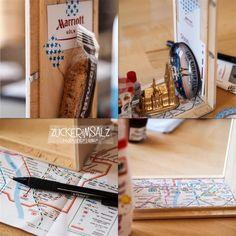 Erinnerungs-Festhalte-Box