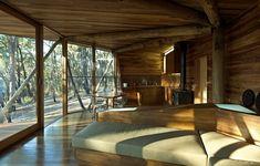 Cabane design en Australie. Cote maison