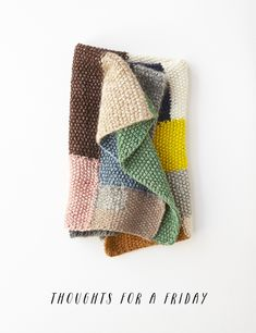 ena corwin's made by hand book, via the purl bee.
