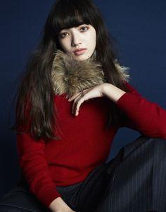 10 Japanese Actresses Whose Visuals Are Famous Even In Korea - Koreaboo Beautiful Female Celebrities, Beautiful Actresses, Komatsu Nana, Pretty Asian Girl, Japan Girl, Girls Characters, Japanese Beauty, Female Models, Girl Crushes