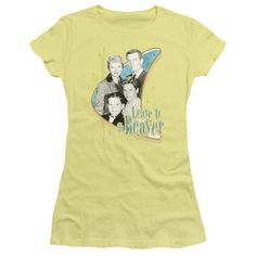 Leave it to Beaver: Wholesome Family Junior T-Shirt