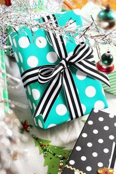 How To Wrap a Present — Apartment Therapy Tutorials | Apartment Therapy