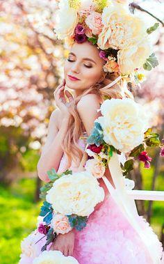 Fashion Blossom Photoshoot