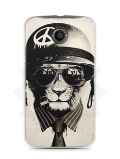 Capa Capinha Moto X2 Boneco Capitão - SmartCases - Acessórios para celulares e tablets :)