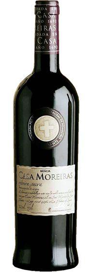 Casa Moreiras Mencia  I love Mencia wines!