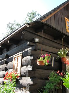 dřevěnice - Štramberk / Old wooden House, Stramberk, Moravia