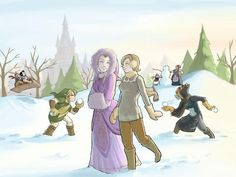So happy. I love these twilight princess drawings showing the game hasn't been forgotten.