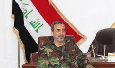 """ناجي يشدد على ضرورة الإسراع بتحرير بقية مناطق الموصل من إرهابيي """"داعش"""""""
