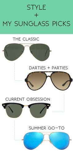 Whimsical Charm: style + my sunglass picks