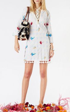 Lila Dress by FIGUE for Preorder on Moda Operandi