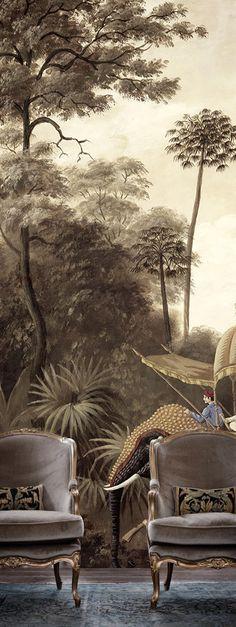 Ananbô: Bengale, un décor Ananbô pour la rentrée