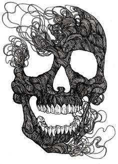 Skull String
