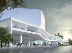 Mashouf Performing Arts Center at San Francisco State University / Michael Maltzan Architecture