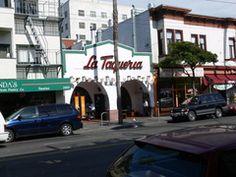 La Taqueria - 2889 Mission Street, San Francisco, CA 94110