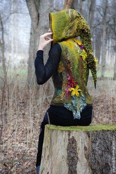 Beautiful vest