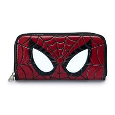 Loungefly x Marvel Spider-Man Wallet - View All - Brands