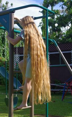 Braids & Hairstyles for Super Long Hair-WOW! THAT'S A LOT OF HAIR!!!!!