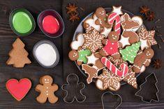 Gingerbread Cookies, Sugar, Baking, Desserts, Food, Gingerbread Cupcakes, Tailgate Desserts, Deserts, Bakken