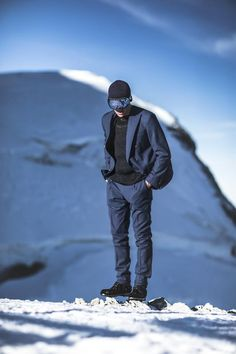 Hédoniste appliquéAvec lui, les hivers durent au moins six mois....