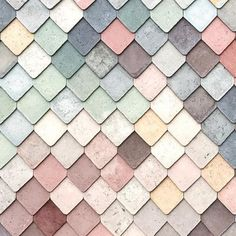 Thank you Sugarhouse Studio of London...best tile selection!