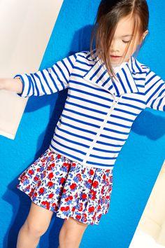 Spring/Summer 2015 lookbook - http://www.petit-bateau.fr/?CMP=SOC_11732SOU=TYP=SOCKW=pinterest #petitbateau #kids #fashion