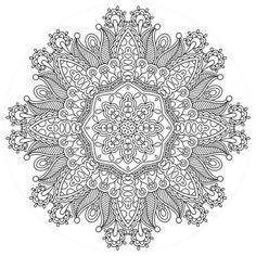 Mandala 754
