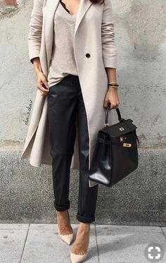Light Taupe + Black